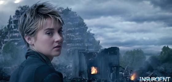 Teaser trailer de A Série Divergente: Insurgente é divulgado