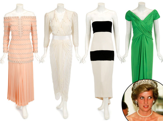 Princess Diana, Dress Auction
