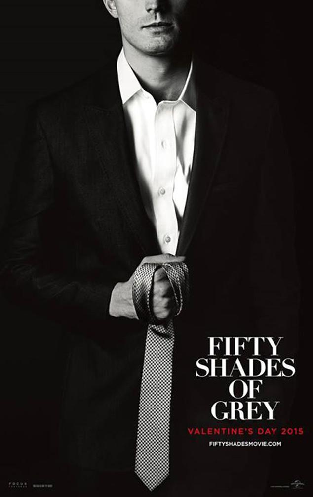 Jamie Dornan, Fifty Shades of Grey Poster