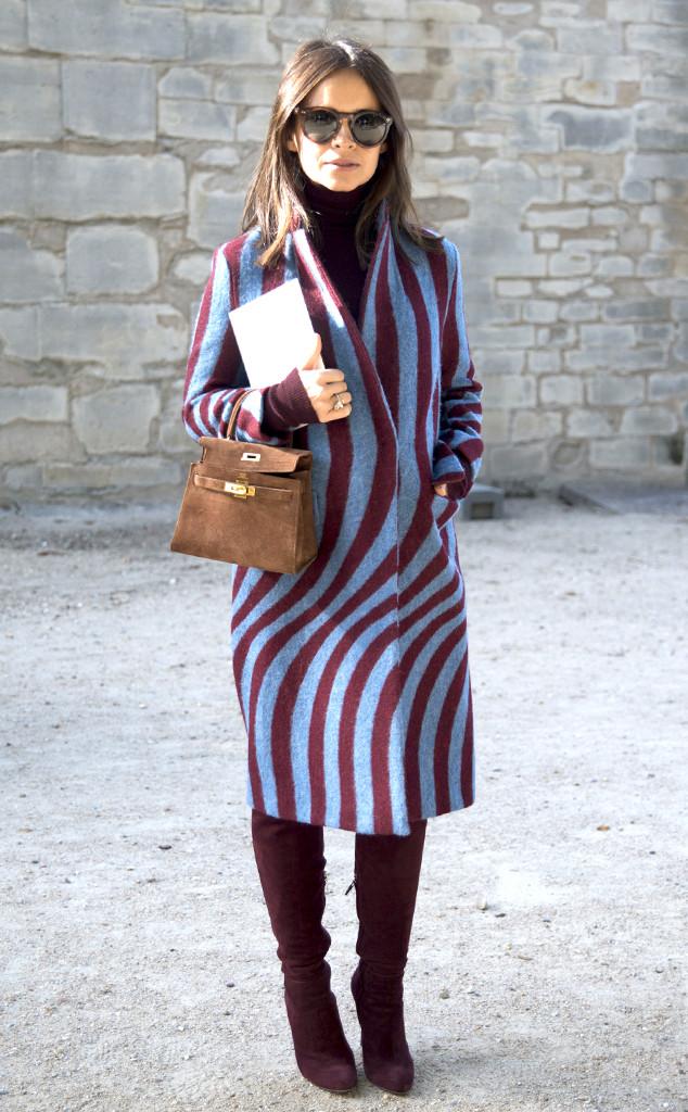 Street Style, Paris, Boots