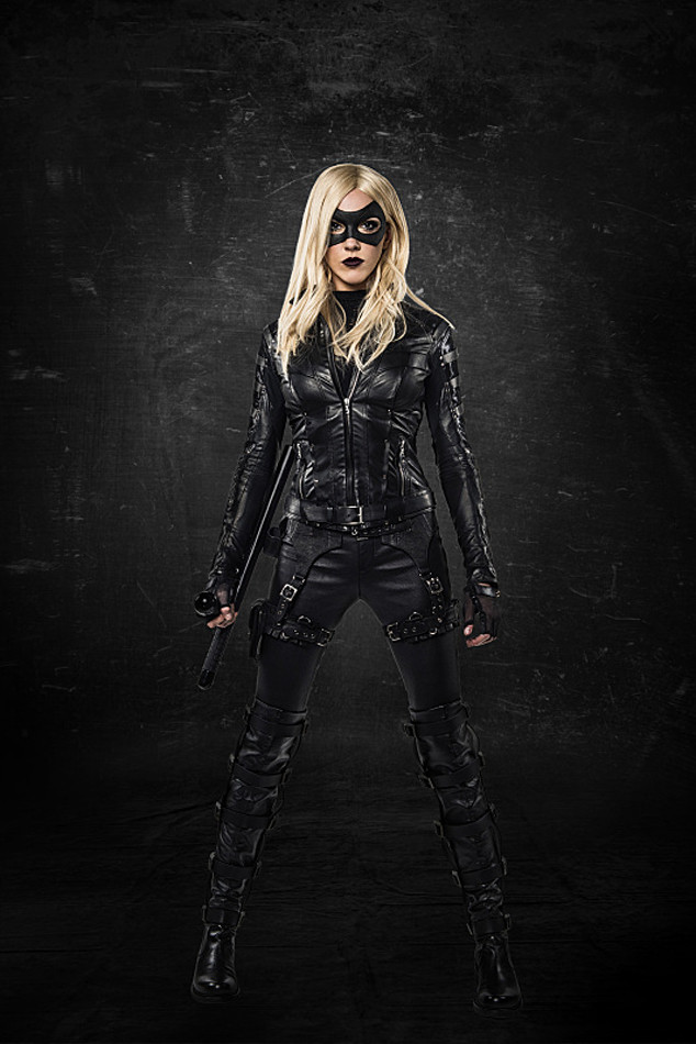 Katie Cassidy,  Black Canary, Arrow
