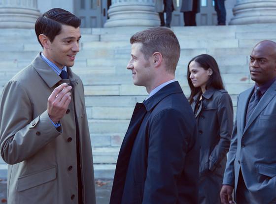 Nicholas D'Agosto, Ben McKenzie, Gotham