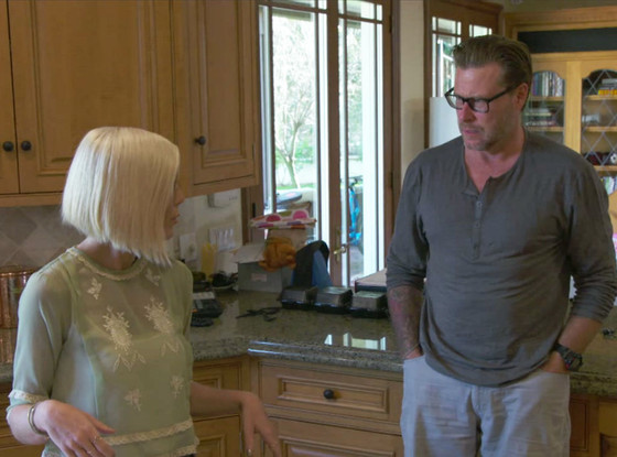 Tori Spelling Accuses Dean McDermott of Not Making Their Kids 'His First Want'—and He Is Not Happy About It: Watch!