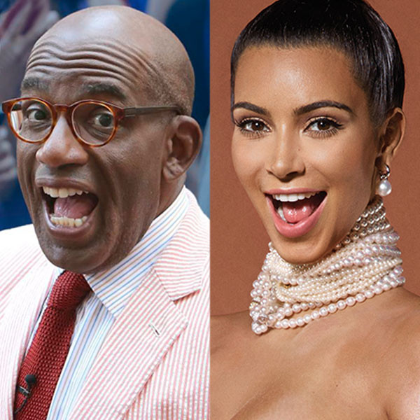 Al Roker, Kim Kardashian