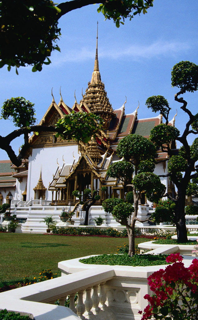 Dusit Hall, Grand Palace Bangkok Thailand