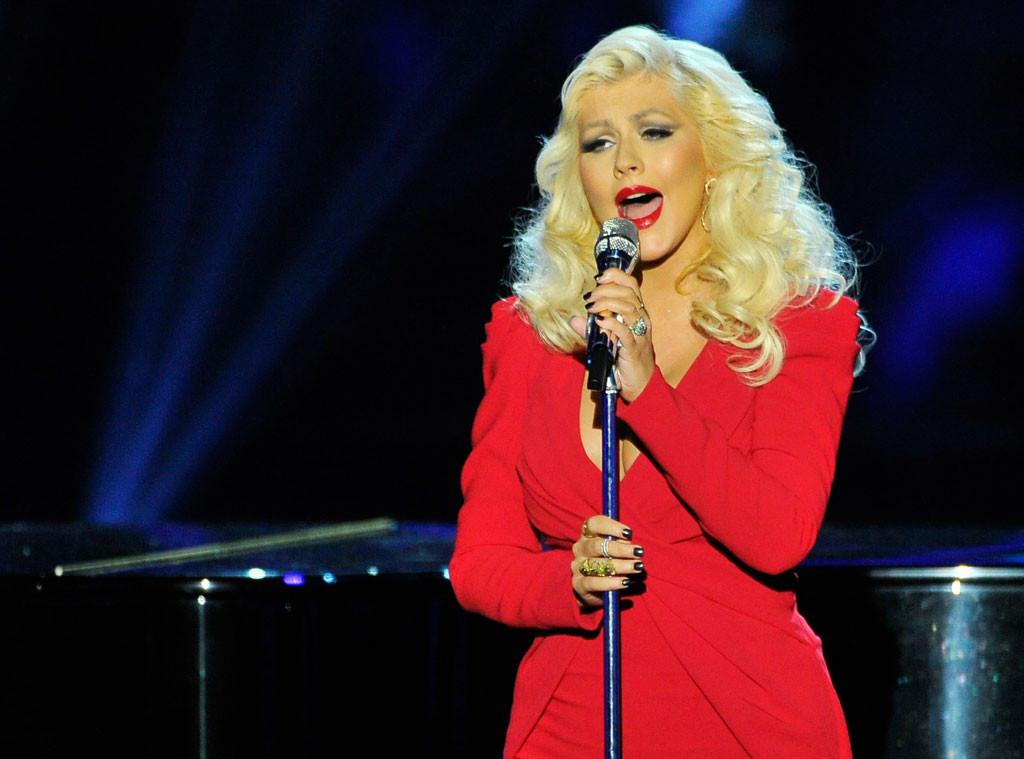 Christina Aguilera, Breakthrough Prize Awards