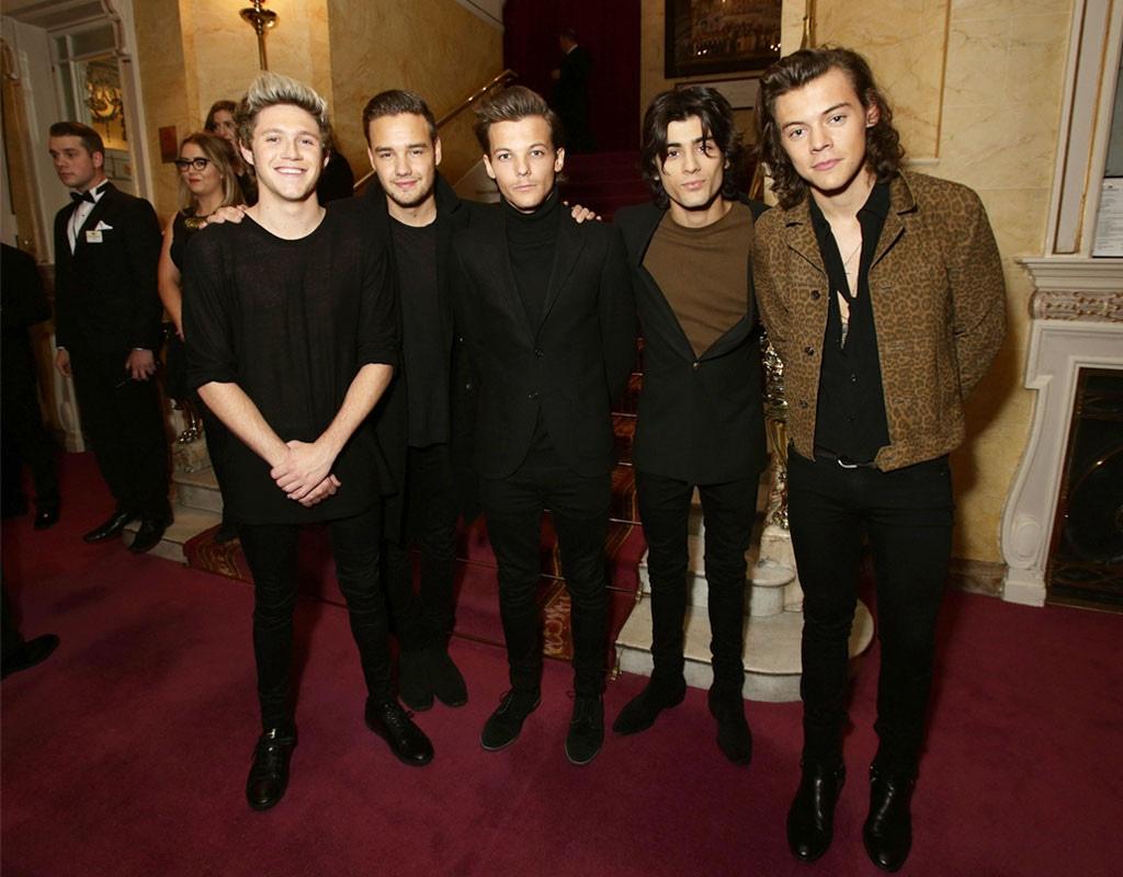 Niall Horan, Liam Payne, Louis Tomlinson, Zayn Malik, Harry Styles, One Direction