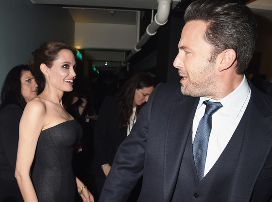 Angelina Jolie, Ben Affleck, Hollywood Film Awards