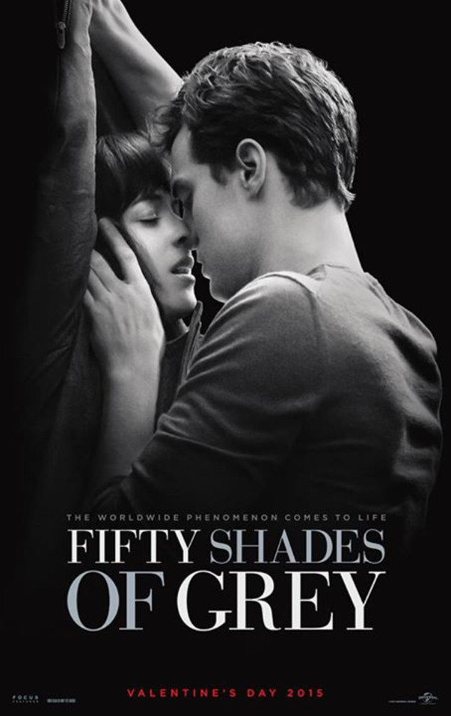 Fifty Shades of Grey, Poster