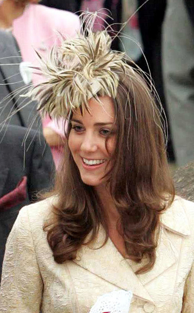 Kate Middleton, Hat