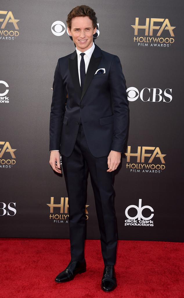 Eddie Redmayne, Hollywood Film Awards