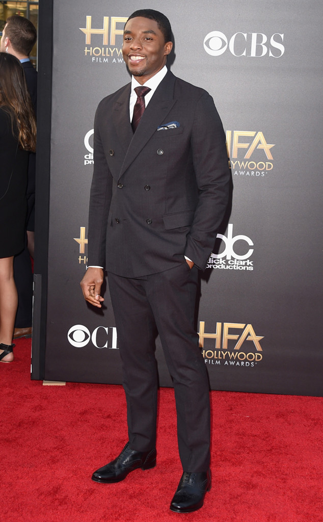 Chadwick Boseman, Hollywood Film Awards