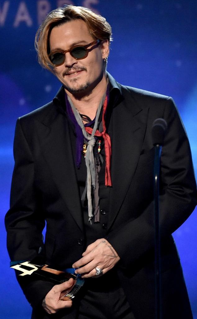 Johnny Depp, Hollywood Film Awards