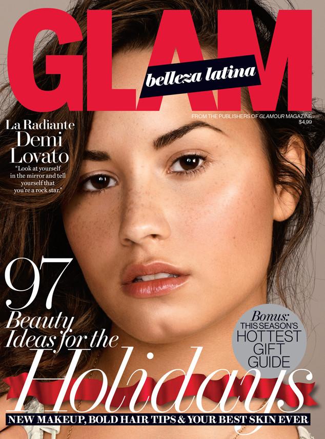 Demi Lovato, Glam Belleza Latina