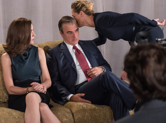 Julianna Margulies, Chris Noth, The Good Wife