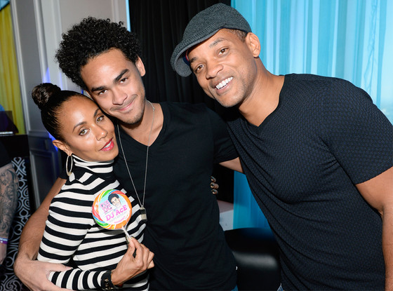Jada Pinkett Smith, Will Smith, Trey Smith