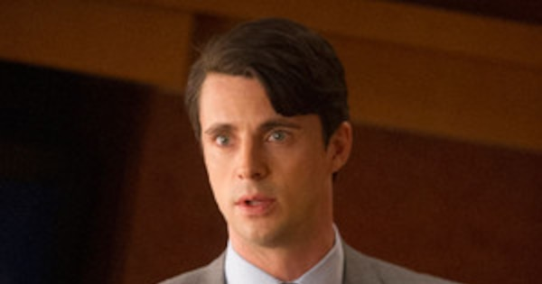 Matthew Goode Is Leaving The Good Wife Crushing Our