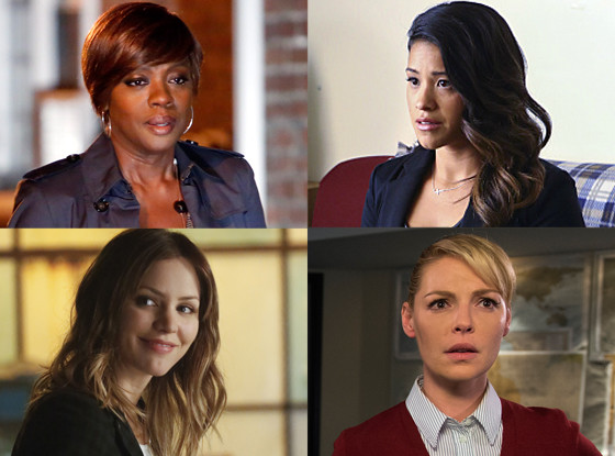 Jane the Virgin, State of Affairs, Scorpion, How to Get Away With Murder