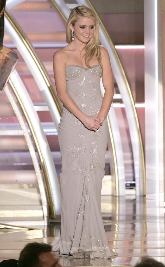Lorraine Nicholson, Golden Globes
