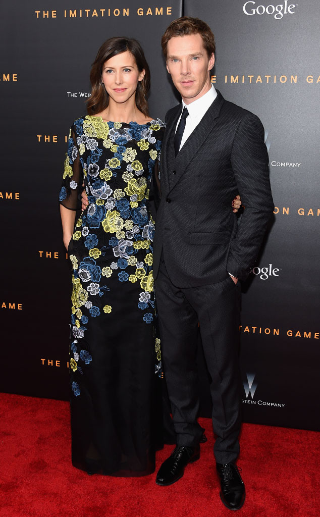 Benedict Cumberbatch, Sophie Hunter