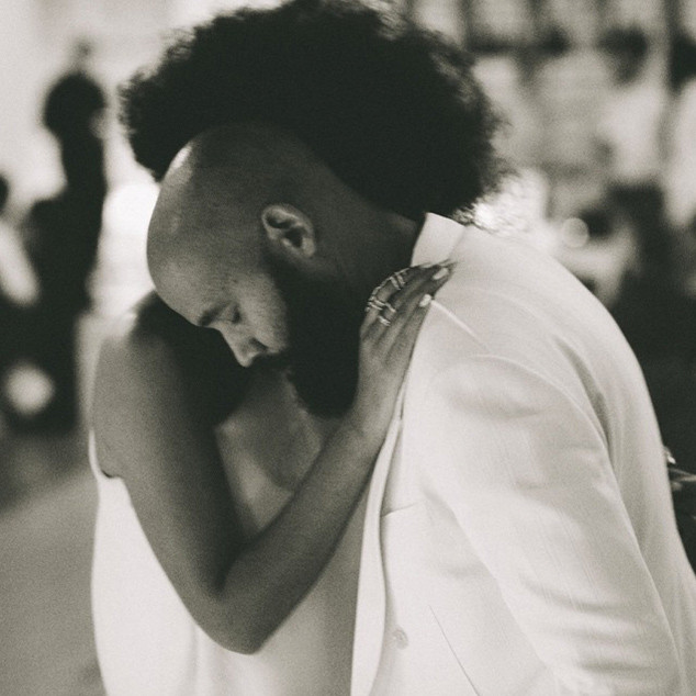 Solange Knowles, Alan Ferguson, Wedding, Instagram