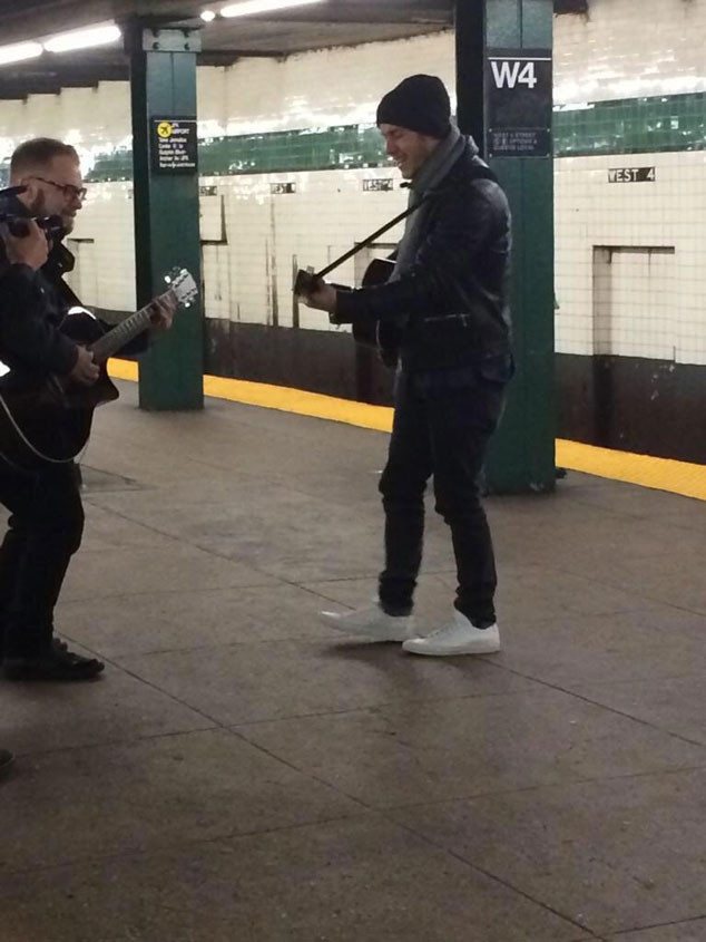 Nick Jonas, Subway