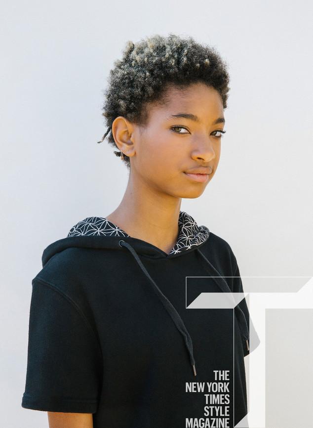 Willow Smith, T Magazine