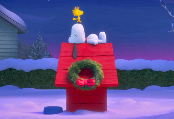 Snoopy Woodstock And Charlie Brown Star In New Trailer For The