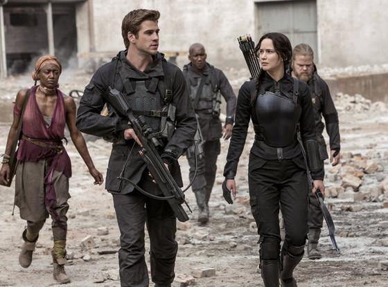 Hunger Games, Mockingjay