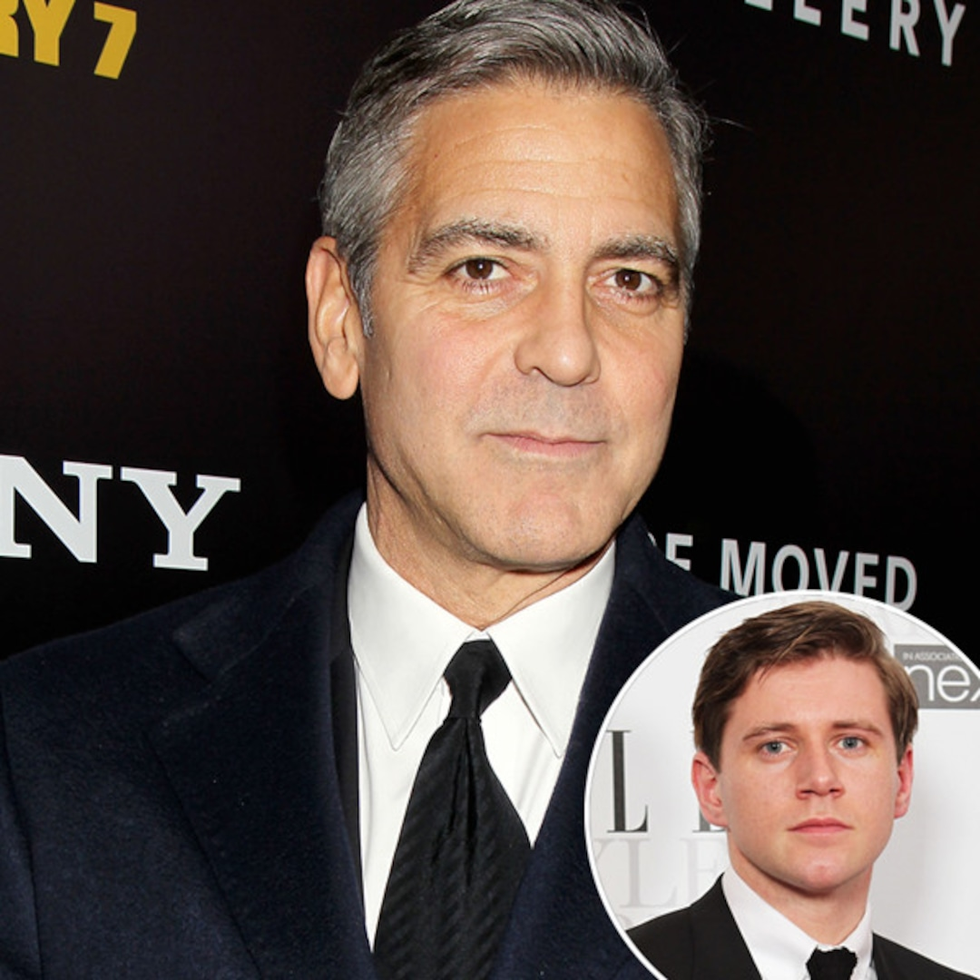 George Clooney On Downton Abbey: ''I've Never Seen So Many
