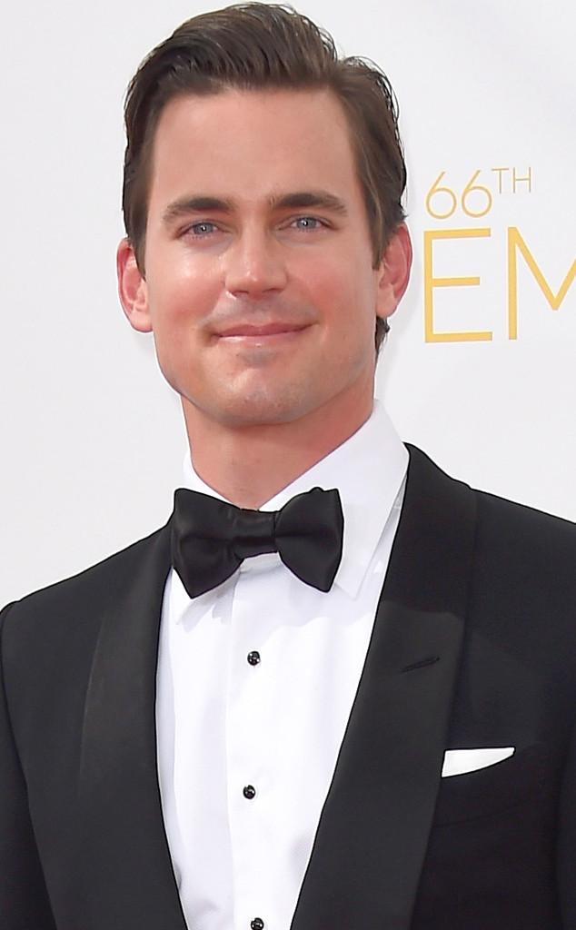 Matt Bomer, Emmy Awards 2014