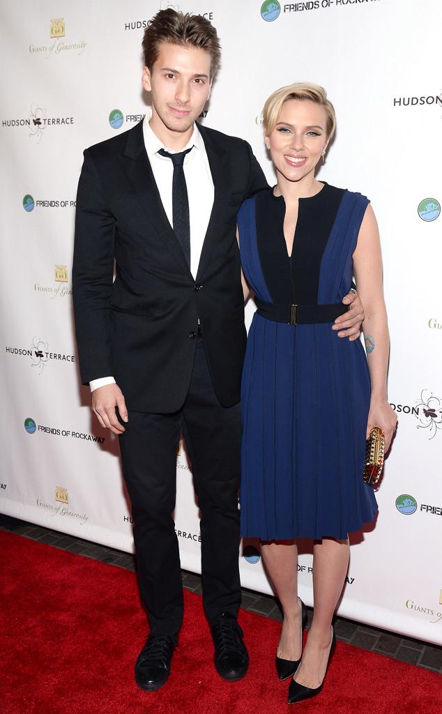 Hunter Johansson, Scarlett Johansson