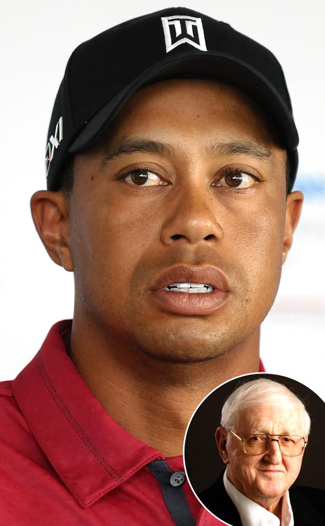 Tiger Woods, Dan Jenkins