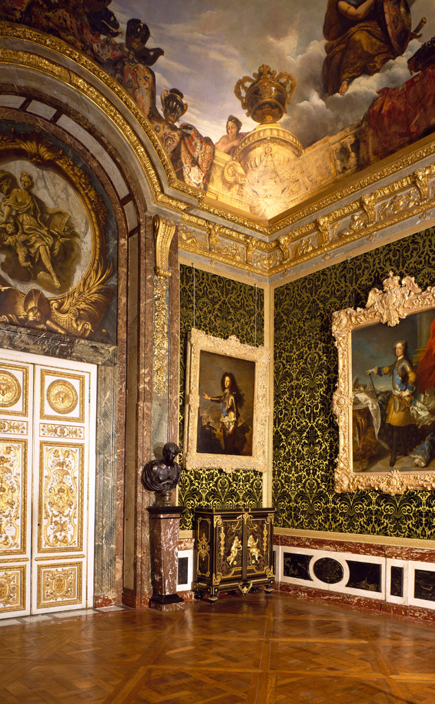 Palace of Versailles, Salon of Abundance