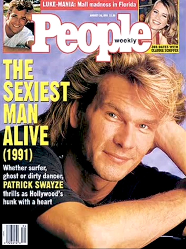 peoples sexiest man alive 1992