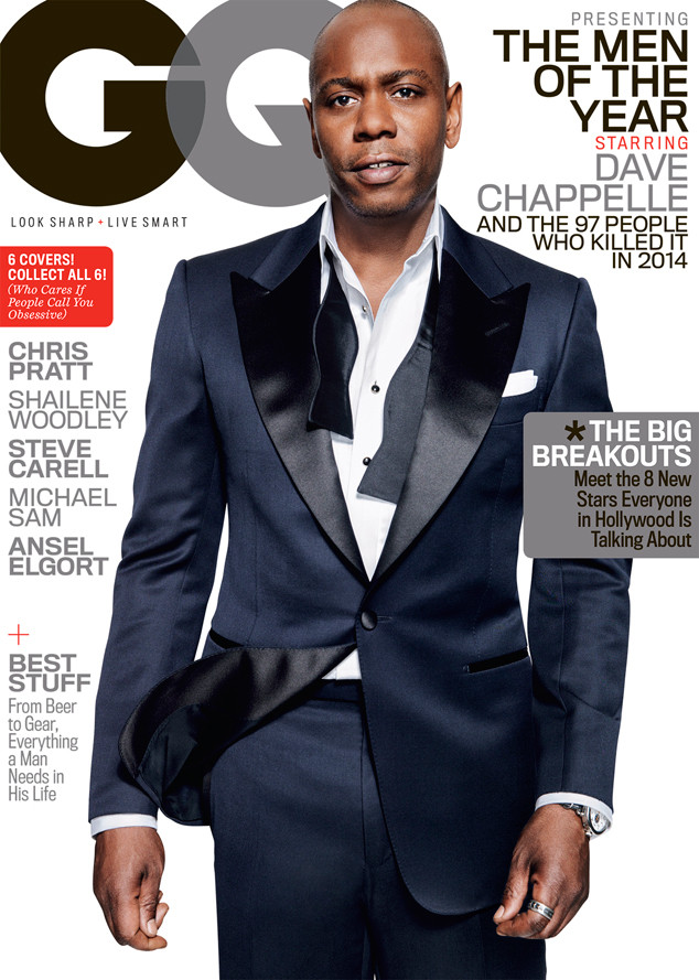 Dave Chappelle, GQ Magazine