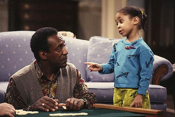 Bill Cosby, Raven Symone, Cosby Show