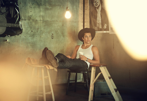 Austin Mahone, Teen Vogue