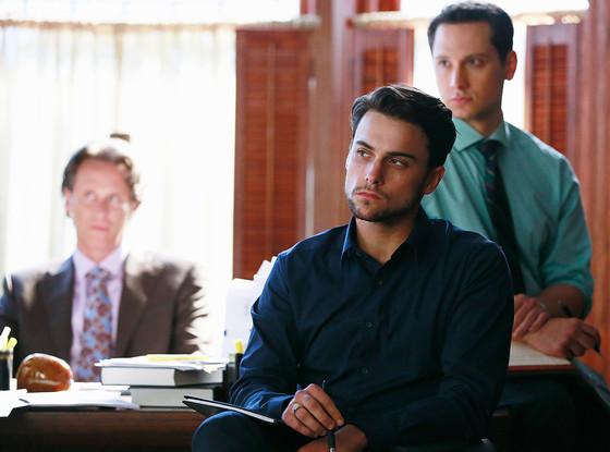 How to Get Away with Murder, Jack Falahee, Matt McGorry