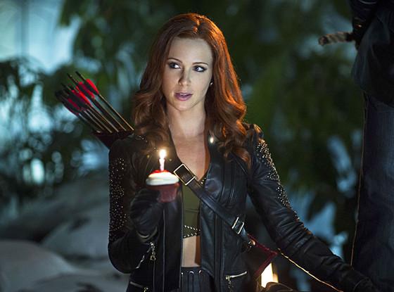Arrow, Amy Gumenick