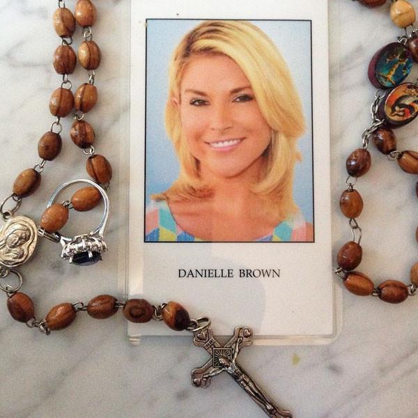 Diem Brown, CT Tamburello, Funeral