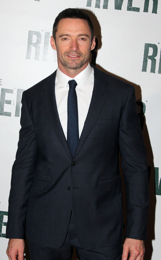 """Hugh Jackman -  The  X-Men  star was treated for his third basal cell carcinoma back in 2014, and after his third treatment, Jackman's rep told E! News that he's """"all good"""" now."""