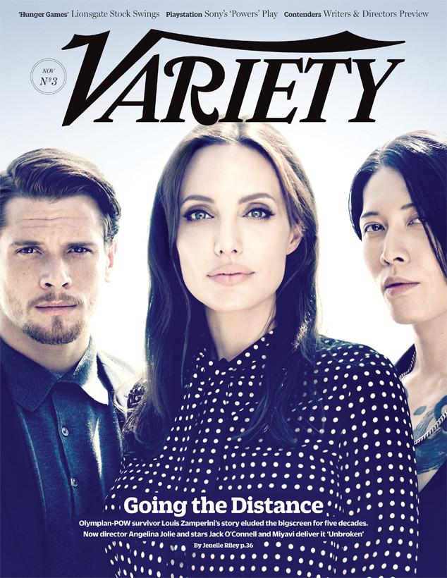Angelina Jolie, Variety