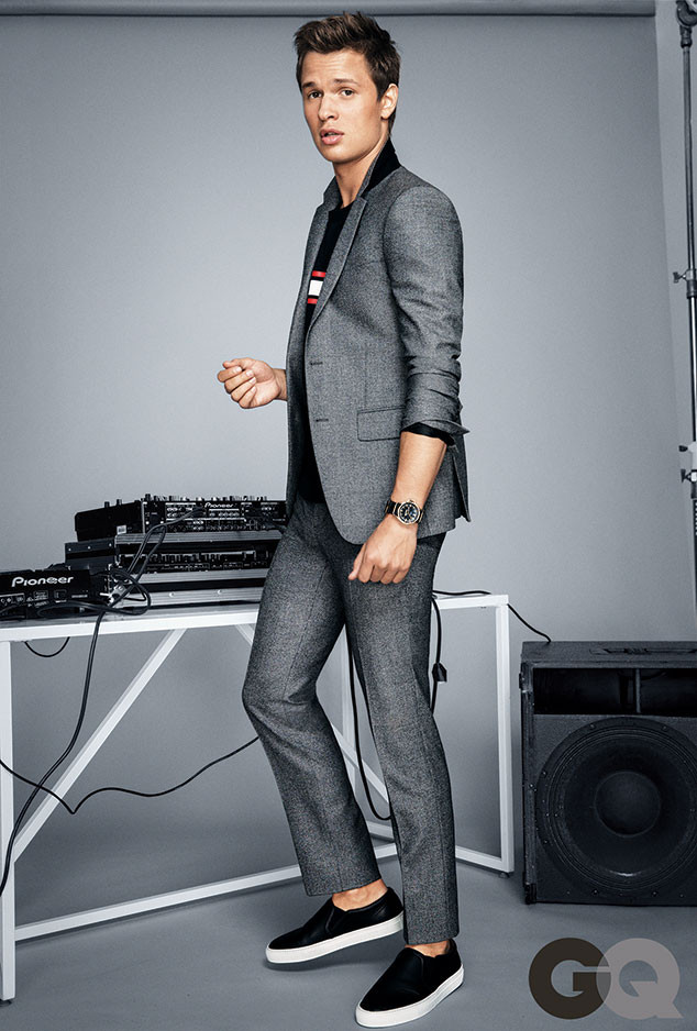 Ansel Elgort, GQ Men Of The Year