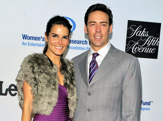 Angie Harmon And Jason Sehorn Split After 13 Years Of Marriage E News