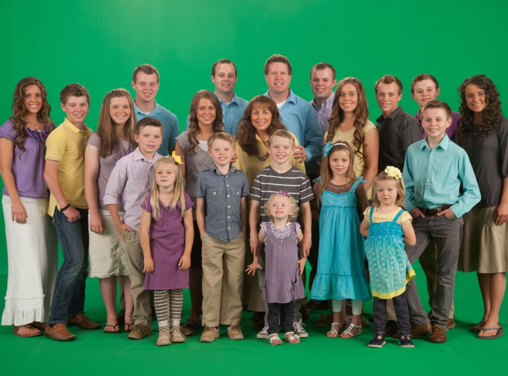 19 Kids and Counting, The Duggar Family