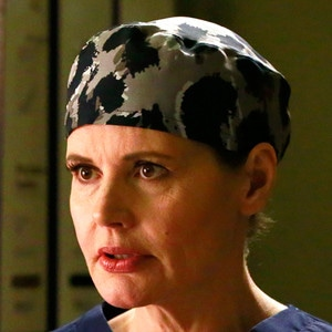 Greys Anatomy, Geena Davis