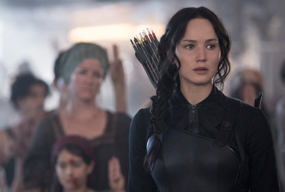 The Hunger Games, Mockingjay, Part 1