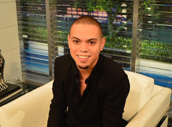 Evan Ross, E! News