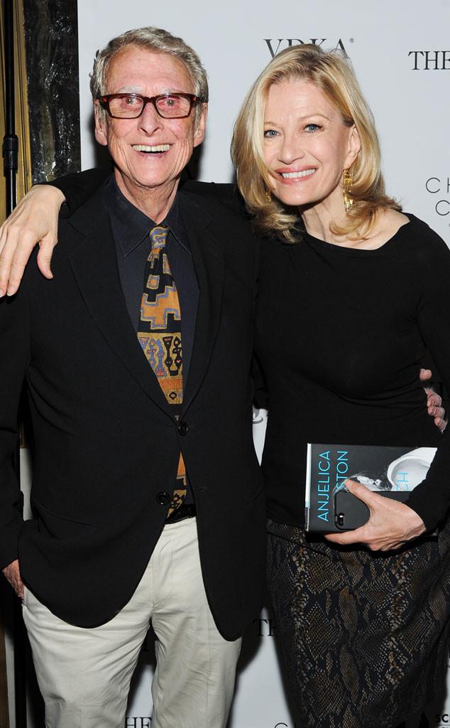 Mike Nichols, Diane Sawyer